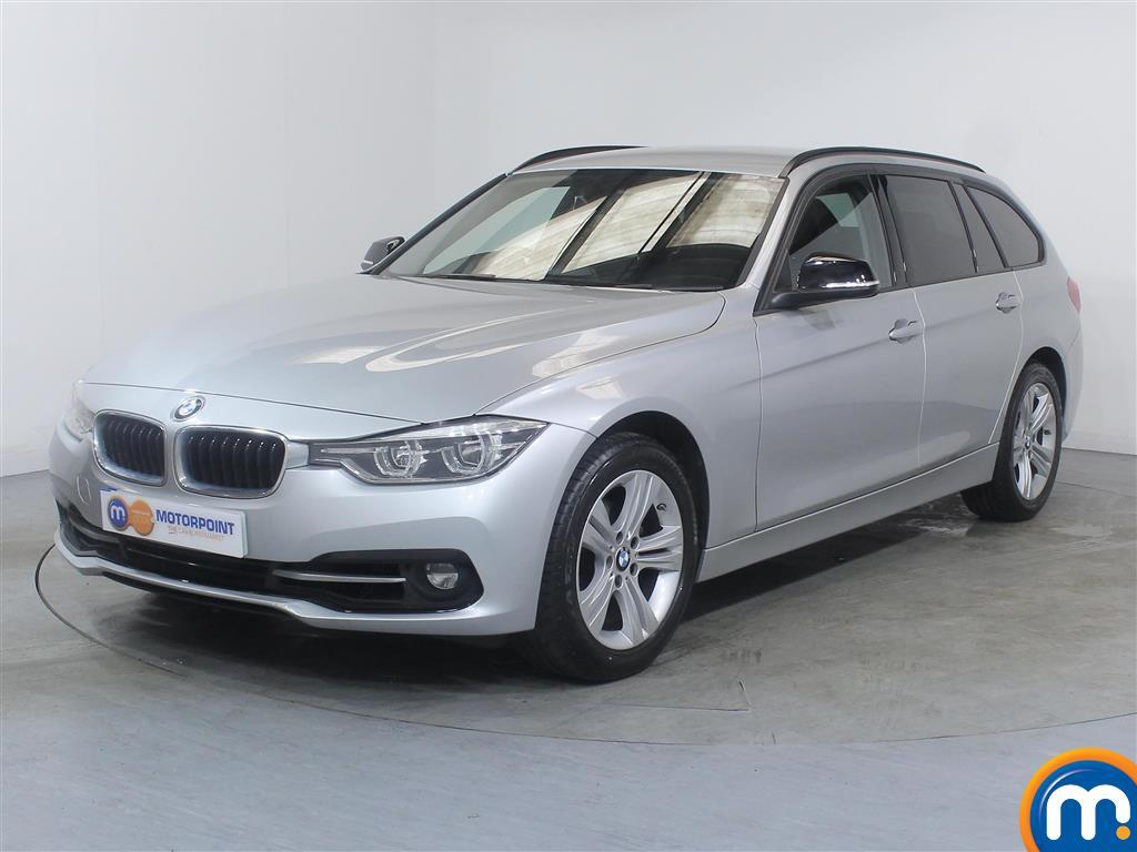 BMW 3 Series Sport - Stock Number (998318) - Passenger side front corner