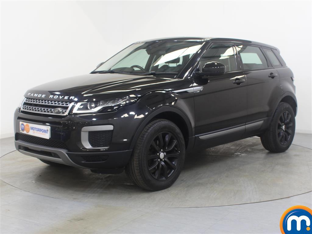 Land Rover Range Rover Evoque SE - Stock Number (1004511) - Passenger side front corner