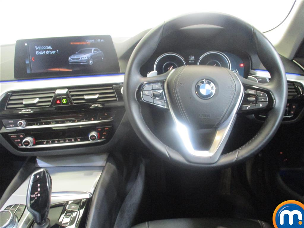 BMW 5 Series SE Automatic Petrol-Plugin Elec Hybrid Saloon - Stock Number (1002269) - 5th supplementary image