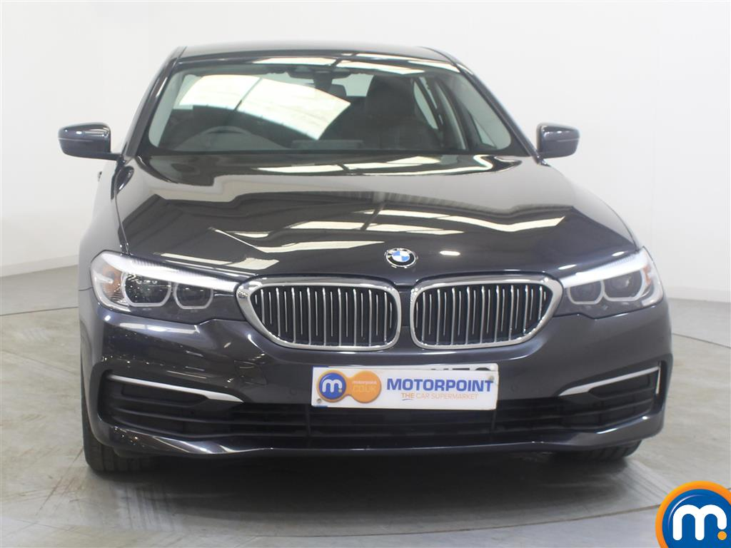 BMW 5 Series SE Automatic Petrol-Plugin Elec Hybrid Saloon - Stock Number (1002269) - Front bumper