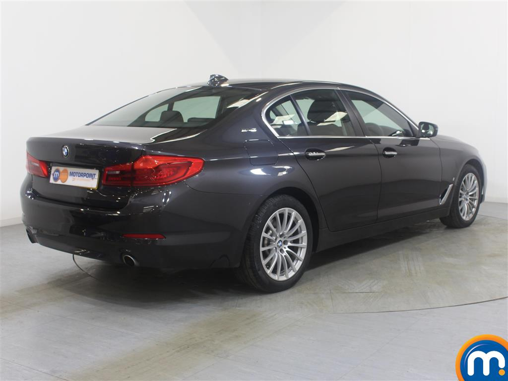 BMW 5 Series SE Automatic Petrol-Plugin Elec Hybrid Saloon - Stock Number (1002269) - Drivers side rear corner