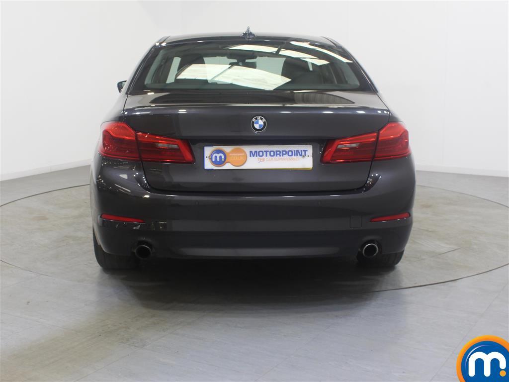 BMW 5 Series SE Automatic Petrol-Plugin Elec Hybrid Saloon - Stock Number (1002269) - Rear bumper