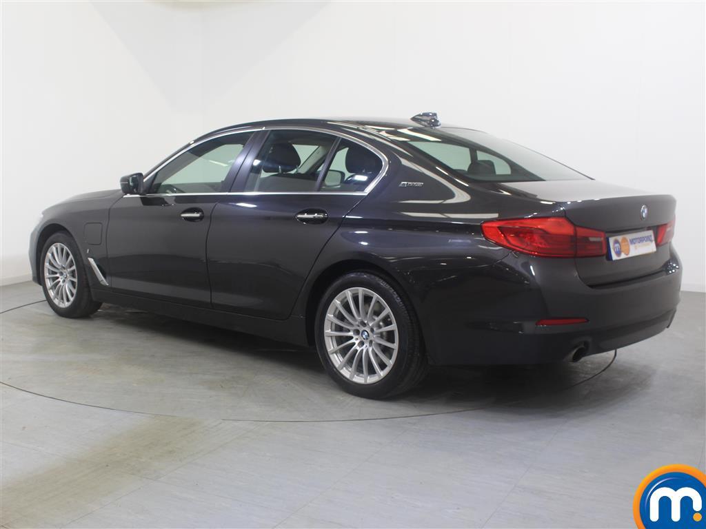 BMW 5 Series SE Automatic Petrol-Plugin Elec Hybrid Saloon - Stock Number (1002269) - Passenger side rear corner