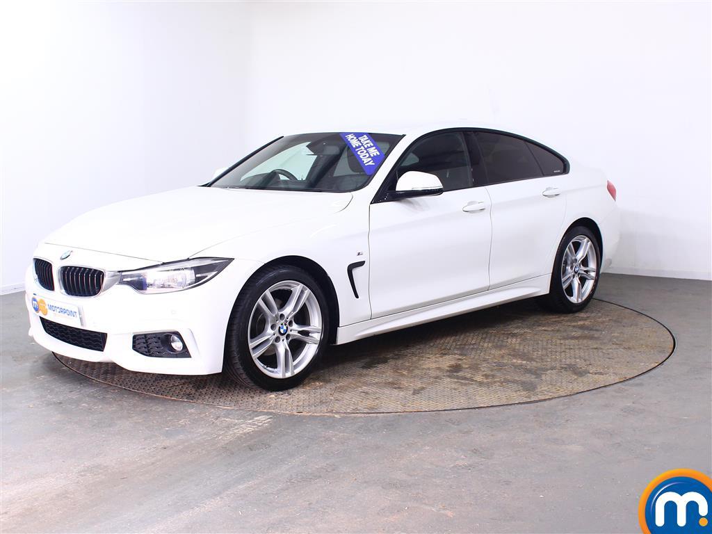 BMW 4 Series M Sport - Stock Number (1003568) - Passenger side front corner