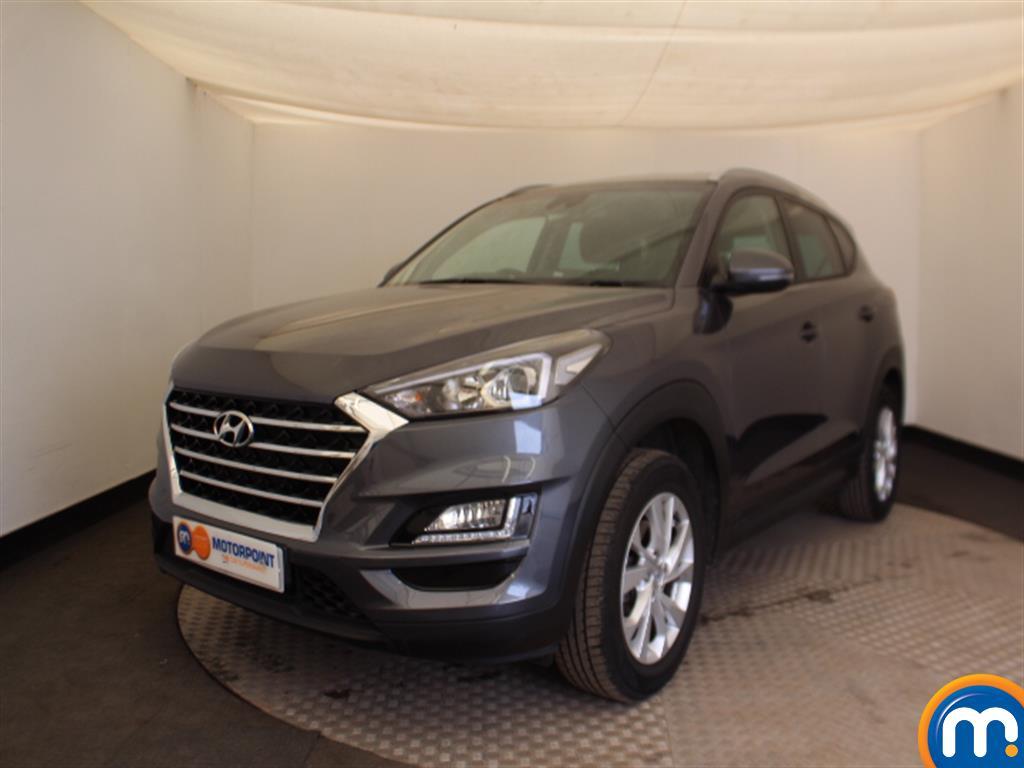 Hyundai Tucson SE Nav - Stock Number (1003749) - Passenger side front corner