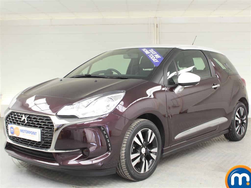 DS Ds 3 Chic - Stock Number (998407) - Passenger side front corner