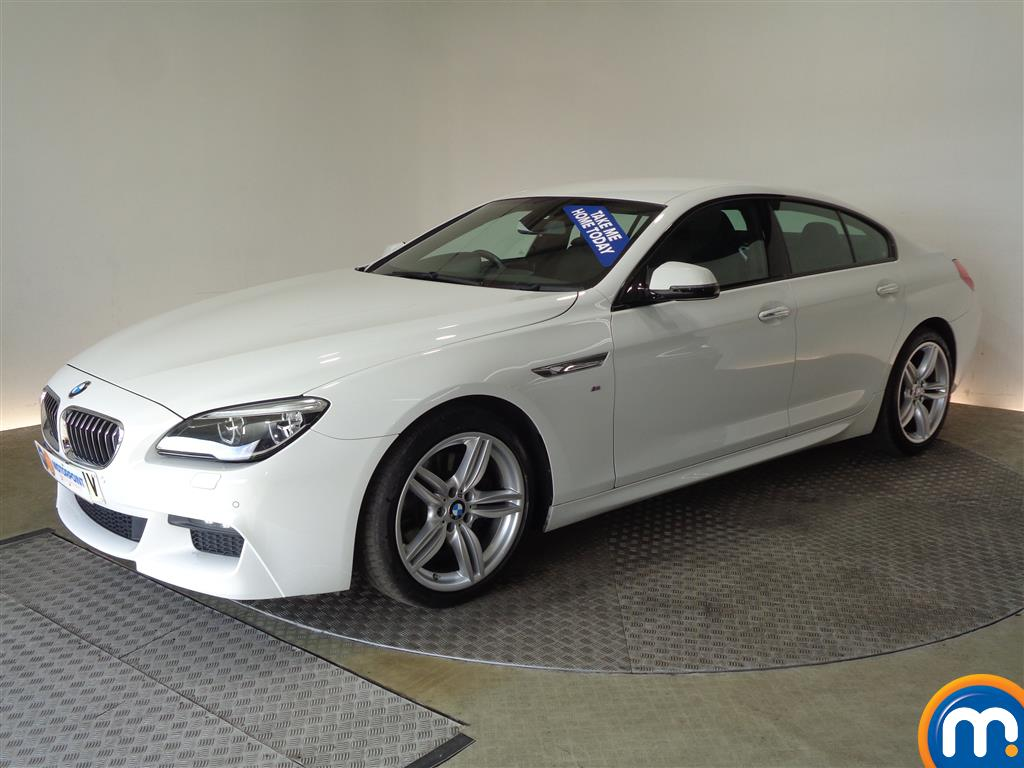 BMW 6 Series M Sport - Stock Number (1001280) - Passenger side front corner