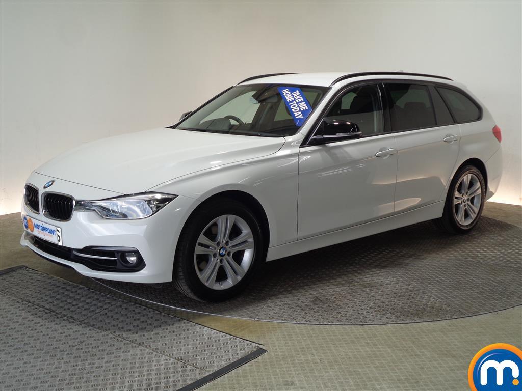 BMW 3 Series Sport - Stock Number (998300) - Passenger side front corner