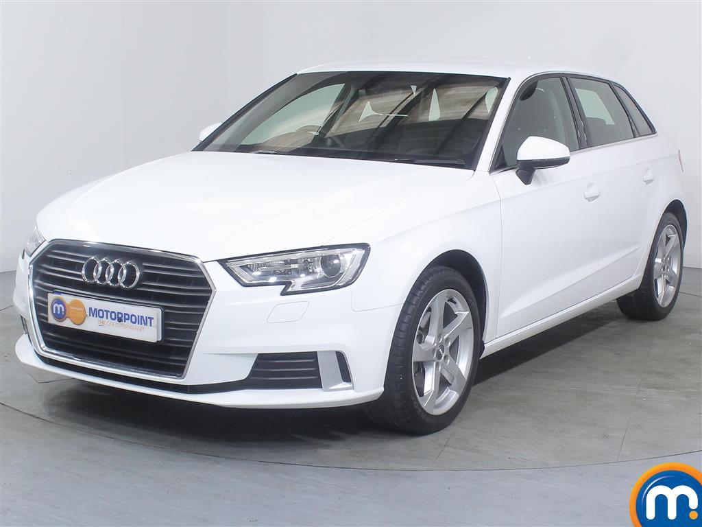 Audi A3 Sport - Stock Number (994580) - Passenger side front corner