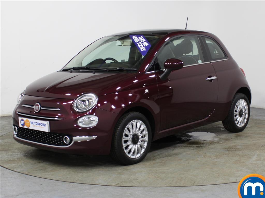 Fiat 500 Lounge - Stock Number (966352) - Passenger side front corner