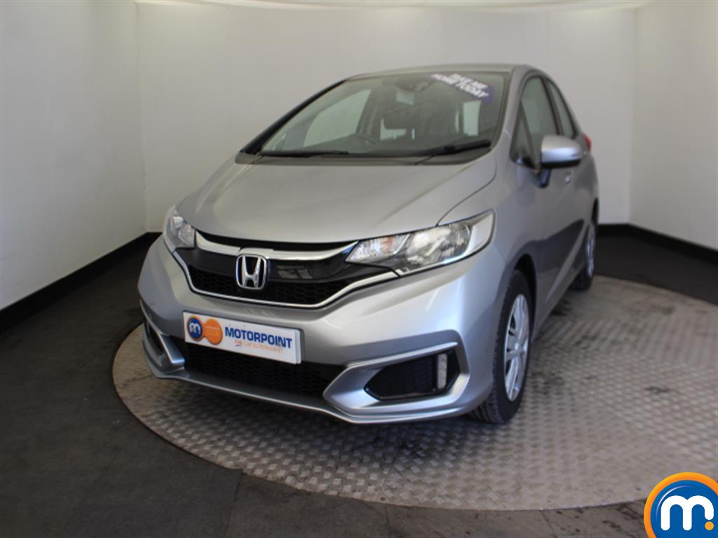 Honda Jazz S - Stock Number (1006000) - Passenger side front corner