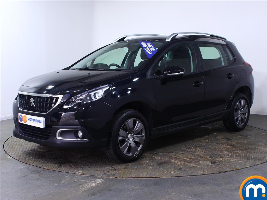 Peugeot 2008 Active - Stock Number (1000512) - Passenger side front corner