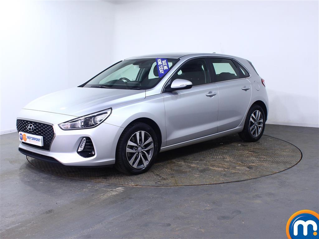 Hyundai I30 SE Nav - Stock Number (1002253) - Passenger side front corner