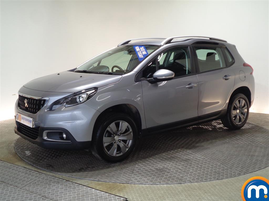 Peugeot 2008 Active - Stock Number (1000825) - Passenger side front corner