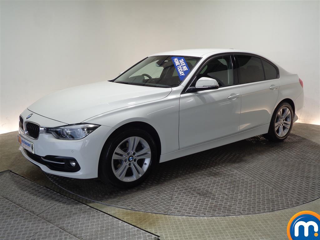BMW 3 Series Sport - Stock Number (998976) - Passenger side front corner