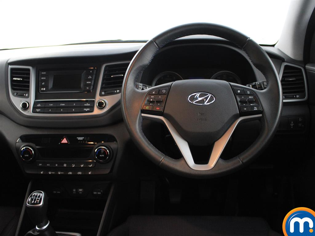 Hyundai Tucson SE Manual Petrol Crossover - Stock Number (1004175) - 3rd supplementary image