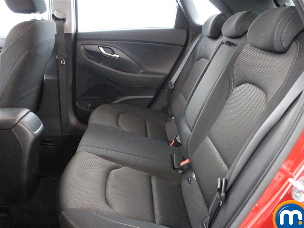 Hyundai I30 Se Nav Manual Petrol Hatchback - Stock Number (1005950) - 2nd supplementary image