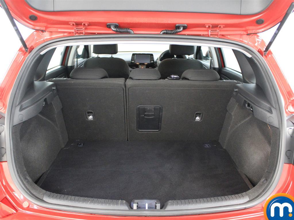 Hyundai I30 Se Nav Manual Petrol Hatchback - Stock Number (1005950) - 4th supplementary image