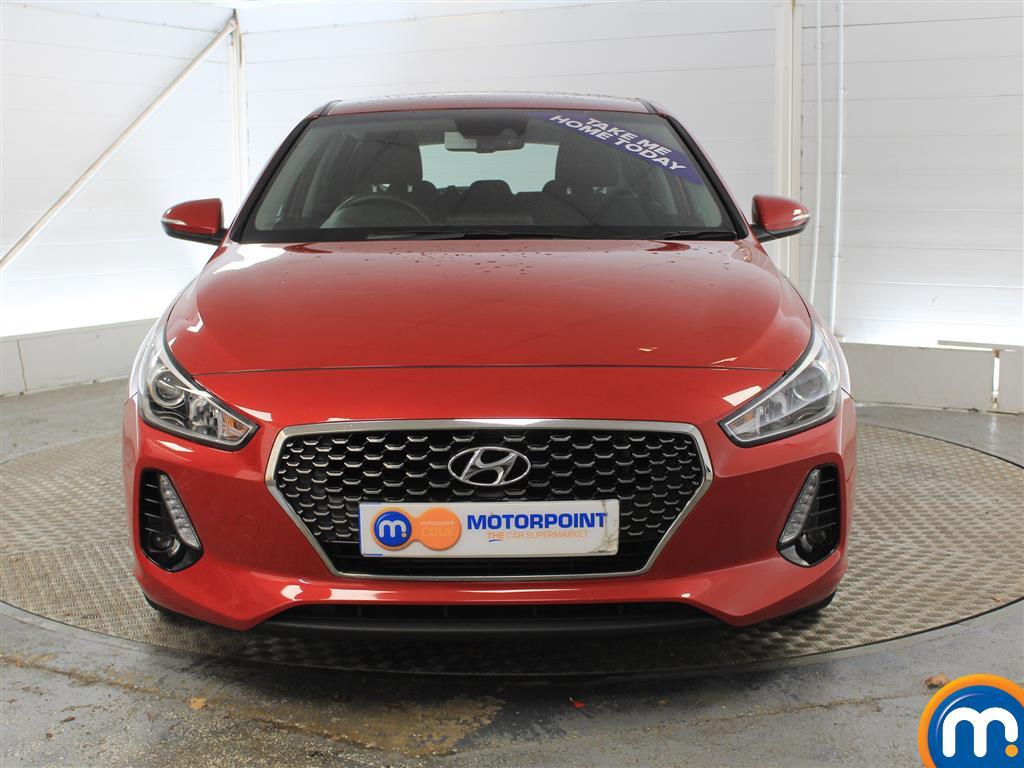 Hyundai I30 Se Nav Manual Petrol Hatchback - Stock Number (1005950) - Front bumper