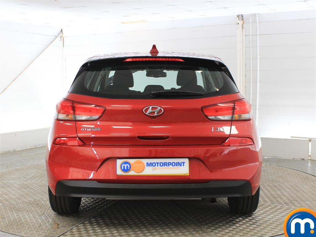 Hyundai I30 Se Nav Manual Petrol Hatchback - Stock Number (1005950) - Rear bumper