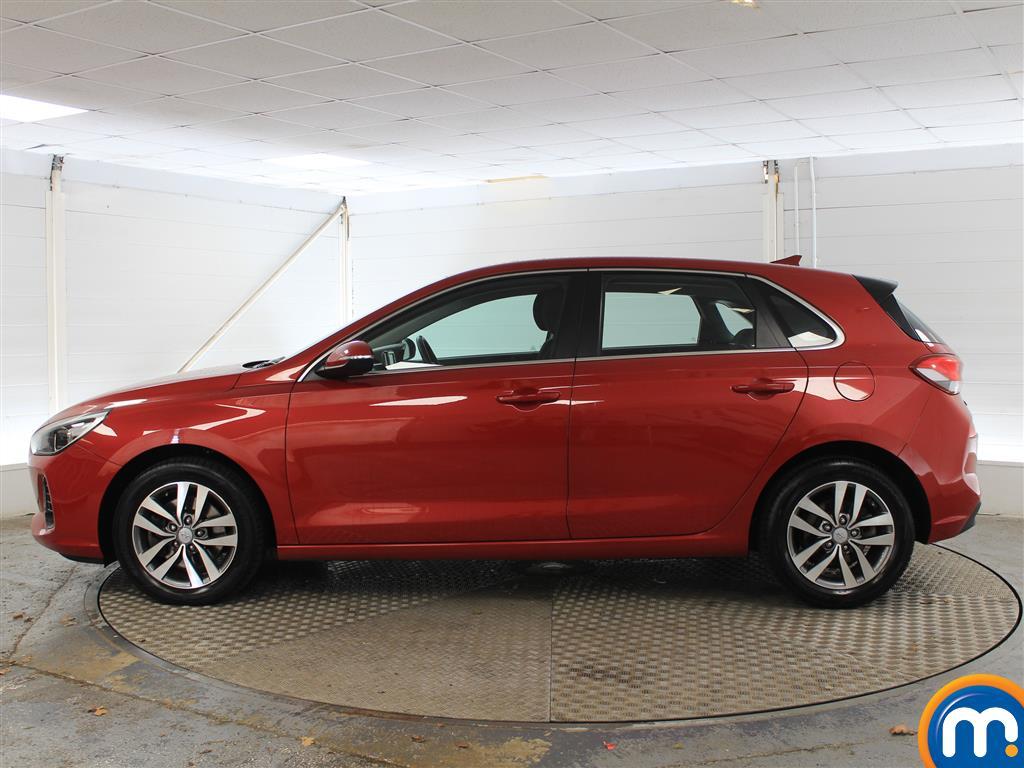 Hyundai I30 Se Nav Manual Petrol Hatchback - Stock Number (1005950) - Passenger side