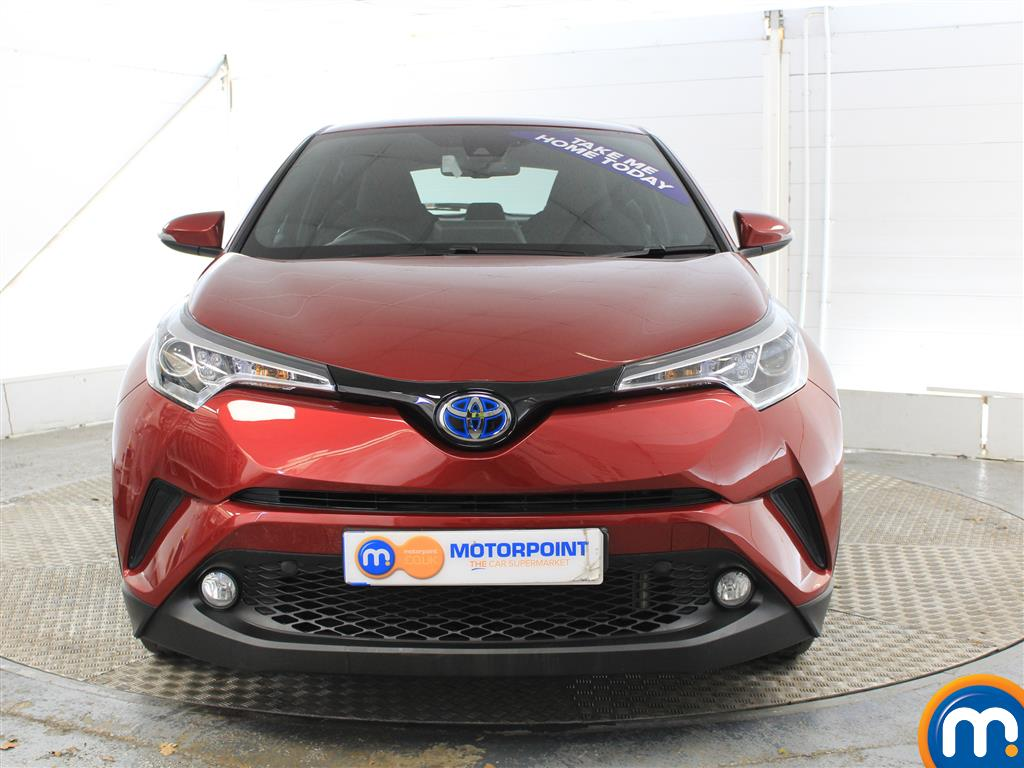 Toyota C-Hr Icon Automatic Petrol-Electric Hybrid Hatchback - Stock Number (1008201) - Front bumper