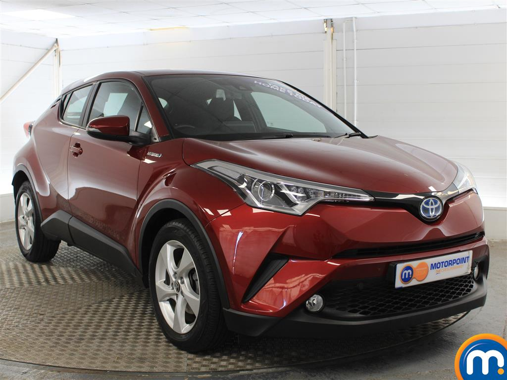 Toyota C-Hr Icon Automatic Petrol-Electric Hybrid Hatchback - Stock Number (1008201) - Drivers side front corner