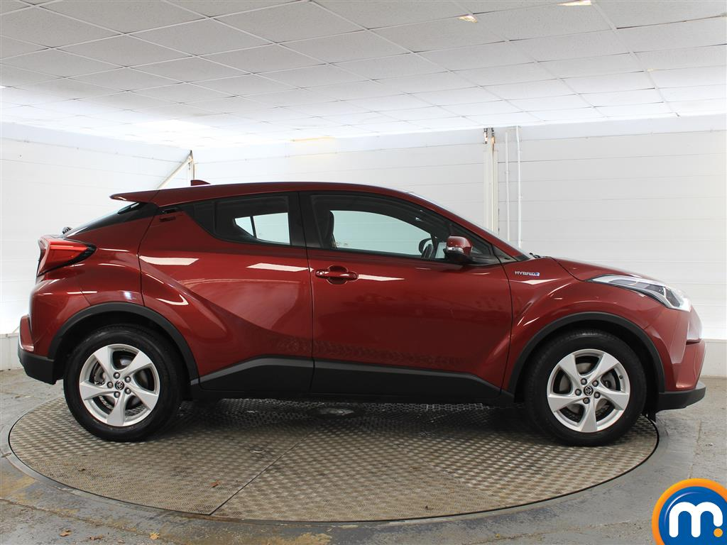 Toyota C-Hr Icon Automatic Petrol-Electric Hybrid Hatchback - Stock Number (1008201) - Drivers side