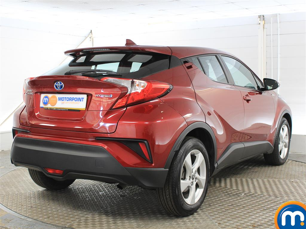 Toyota C-Hr Icon Automatic Petrol-Electric Hybrid Hatchback - Stock Number (1008201) - Drivers side rear corner