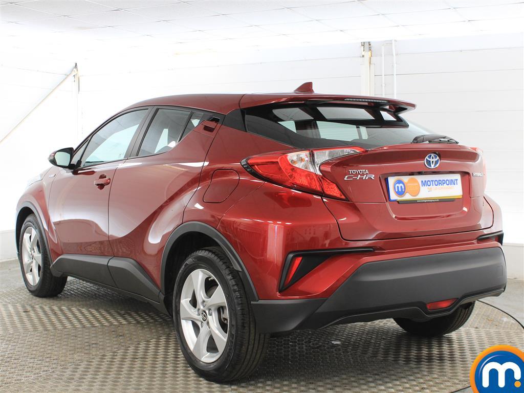 Toyota C-Hr Icon Automatic Petrol-Electric Hybrid Hatchback - Stock Number (1008201) - Passenger side rear corner