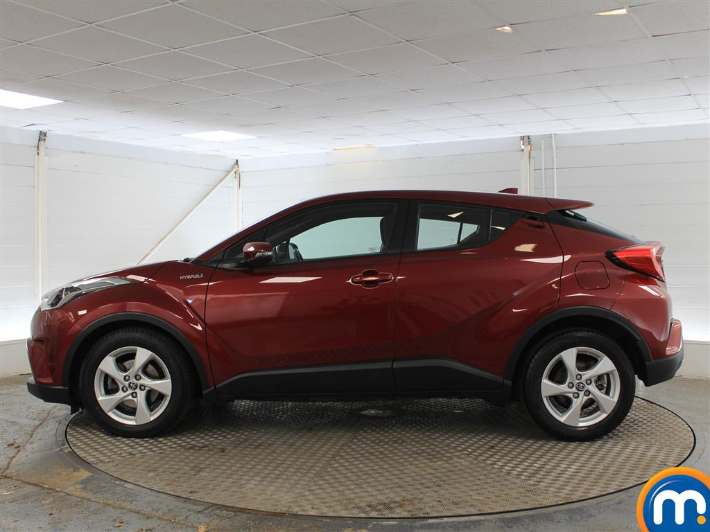 Toyota C-Hr Icon Automatic Petrol-Electric Hybrid Hatchback - Stock Number (1008201) - Passenger side