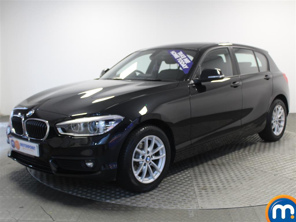 BMW 1 Series SE Business - Stock Number (1003806) - Passenger side front corner
