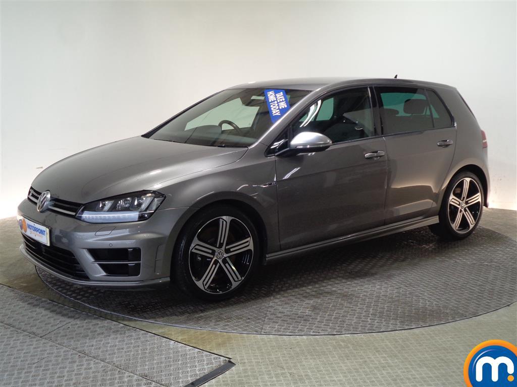 Volkswagen Golf R - Stock Number (1000337) - Passenger side front corner