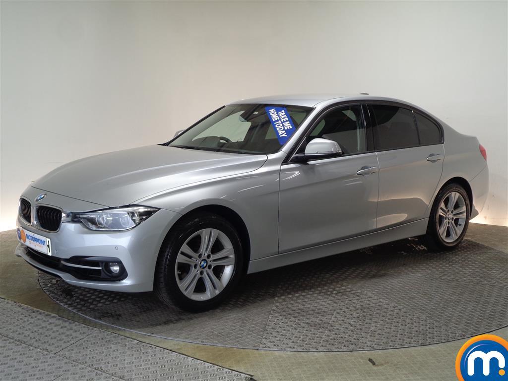 BMW 3 Series Sport - Stock Number (998978) - Passenger side front corner