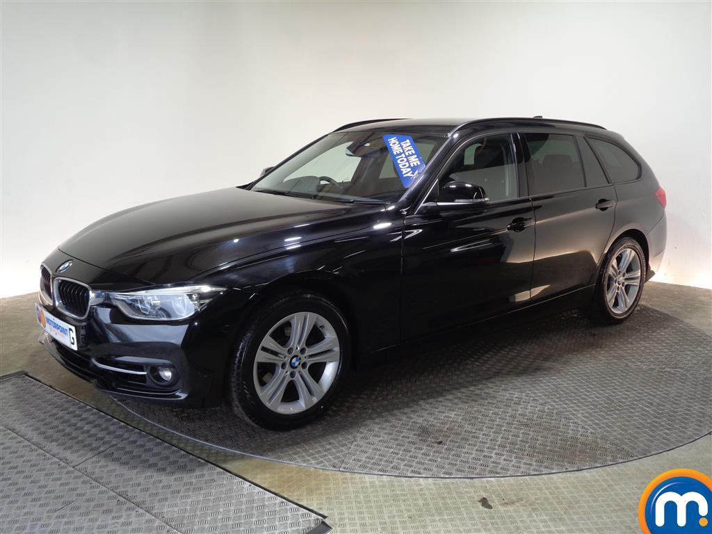 BMW 3 Series Sport - Stock Number (998667) - Passenger side front corner
