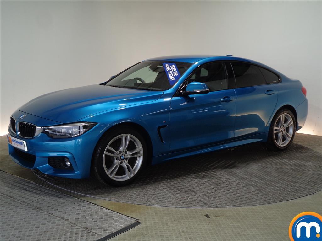 BMW 4 Series M Sport - Stock Number (1003220) - Passenger side front corner