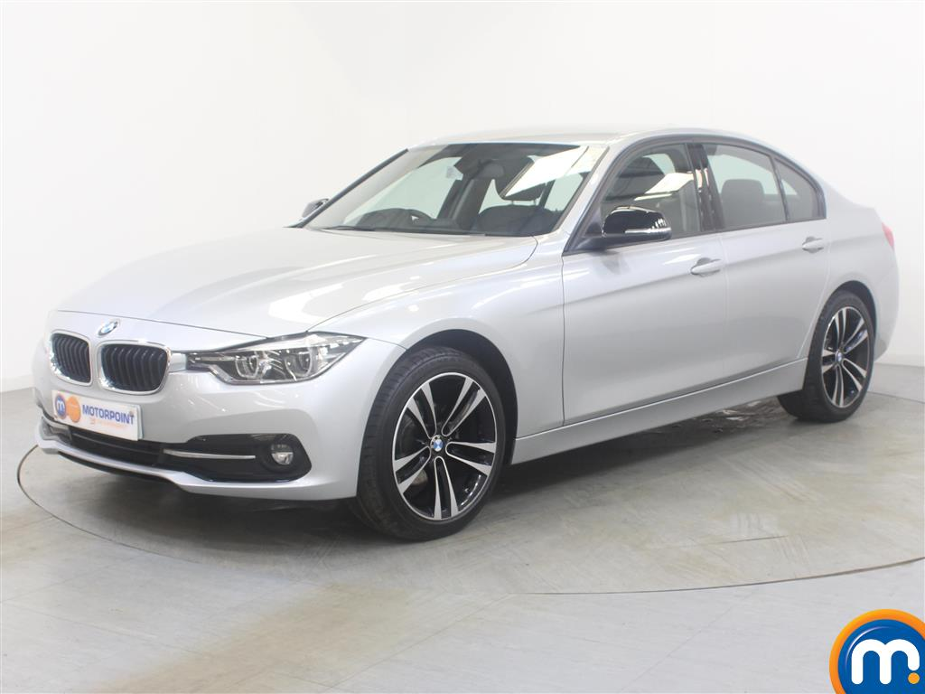 BMW 3 Series Sport - Stock Number (1002555) - Passenger side front corner