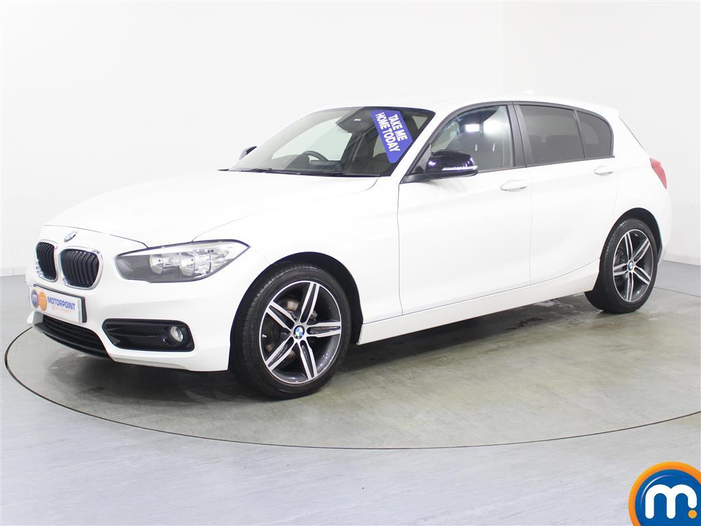 BMW 1 Series Sport - Stock Number (998230) - Passenger side front corner