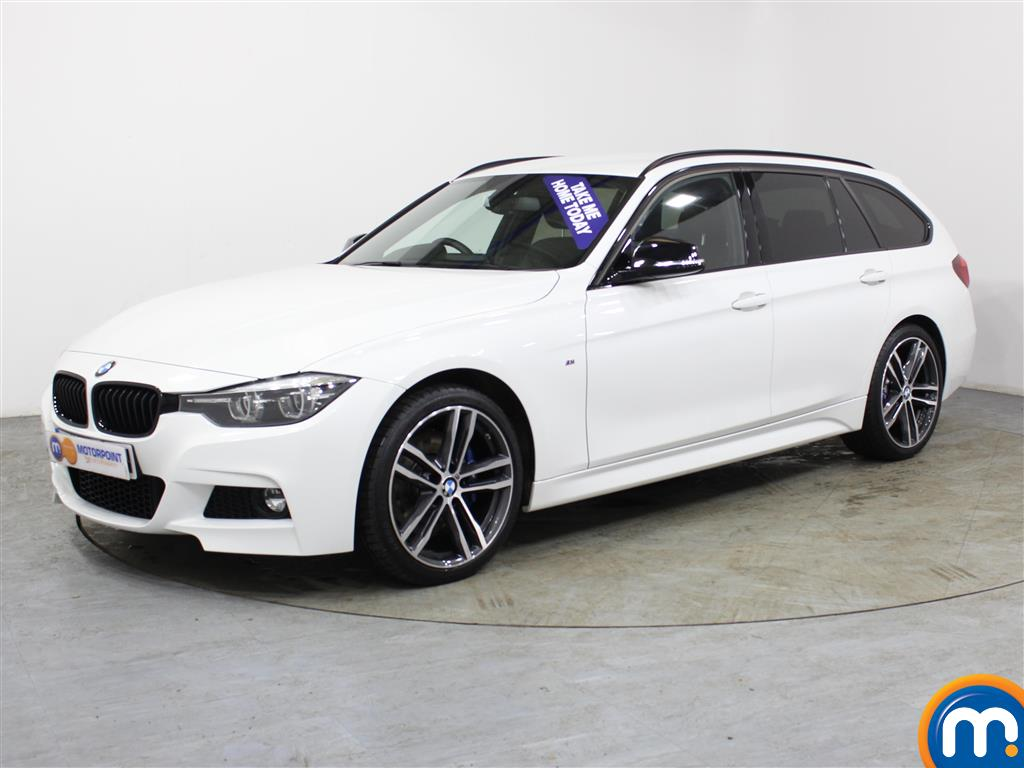 BMW 3 Series M Sport Shadow Edition - Stock Number (999859) - Passenger side front corner