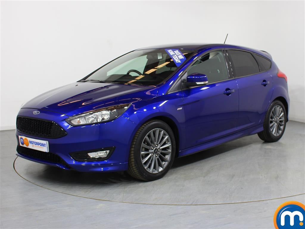 Ford Focus ST-Line - Stock Number (999750) - Passenger side front corner