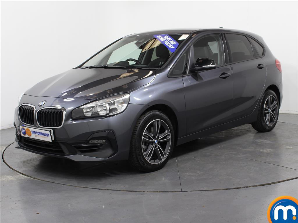 BMW 2 Series Sport - Stock Number (995810) - Passenger side front corner