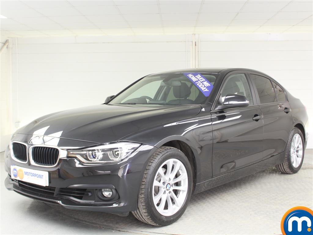 BMW 3 Series SE - Stock Number (1002828) - Passenger side front corner