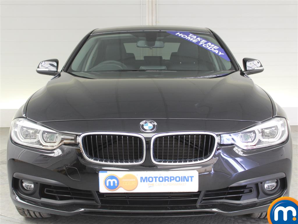 BMW 3 Series SE Automatic Petrol Saloon - Stock Number (1002828) - Front bumper