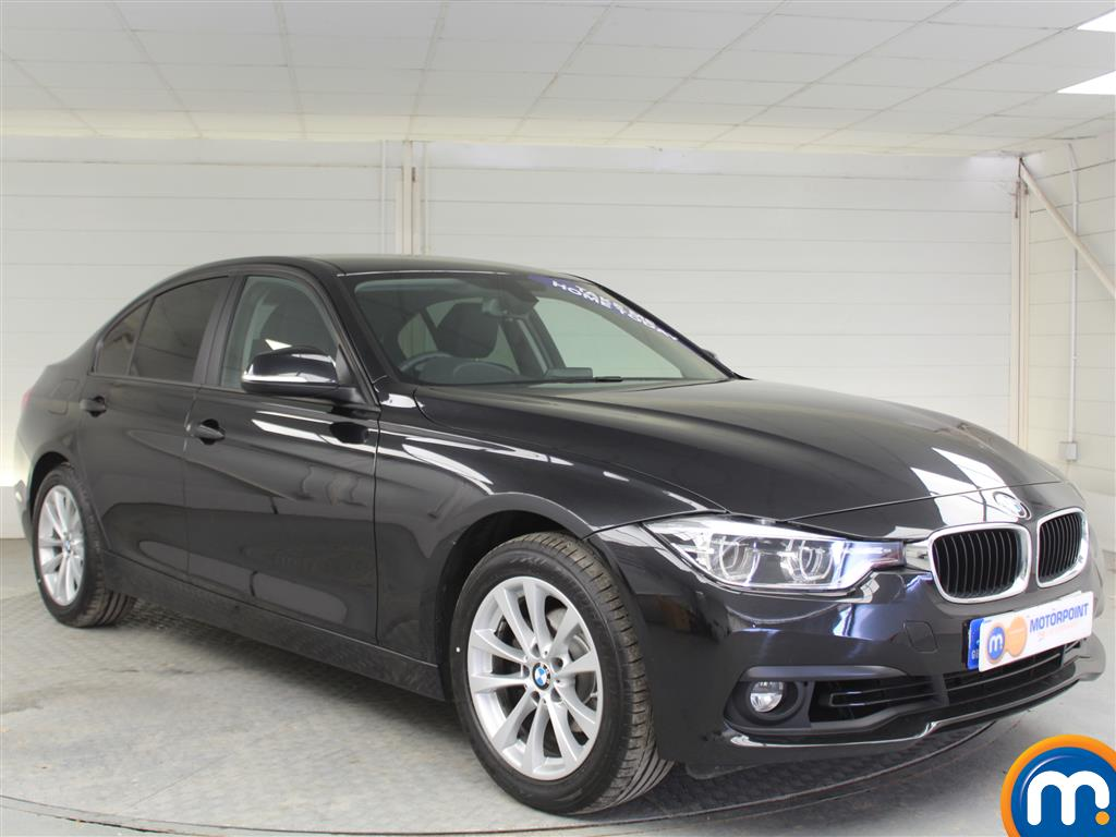BMW 3 Series SE Automatic Petrol Saloon - Stock Number (1002828) - Drivers side front corner