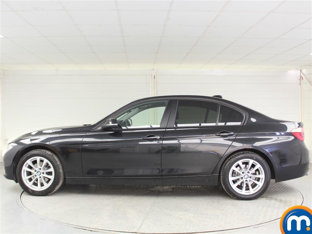 BMW 3 Series SE Automatic Petrol Saloon - Stock Number (1002828) - Passenger side