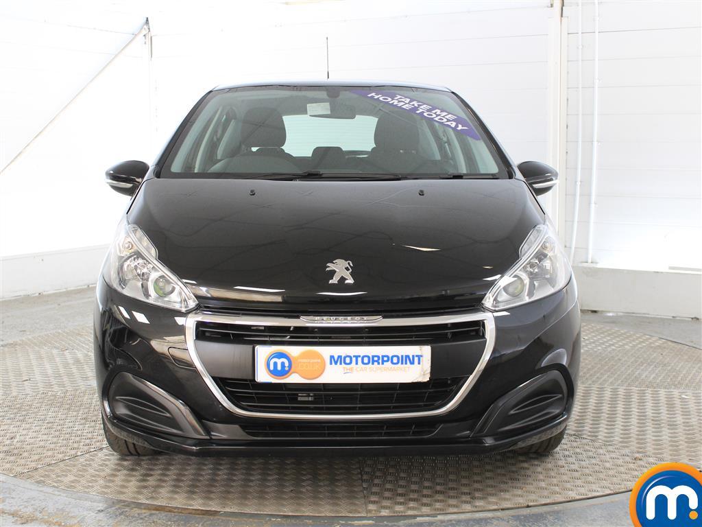 Peugeot 208 Active Manual Petrol Hatchback - Stock Number (1006045) - Front bumper