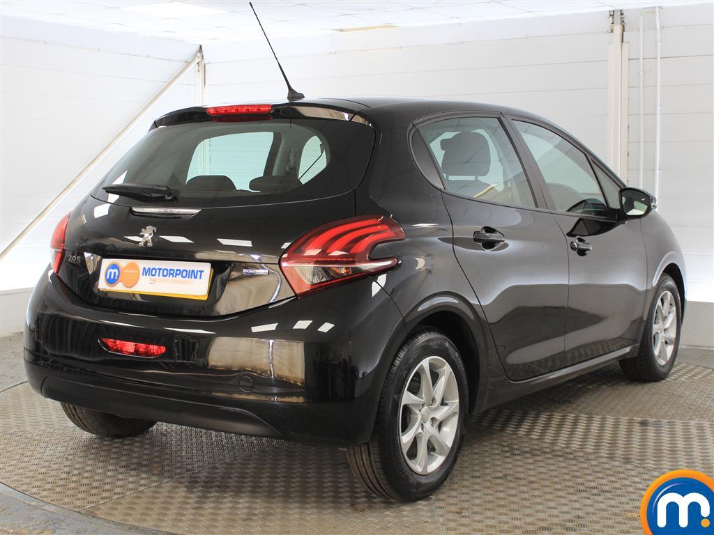Peugeot 208 Active Manual Petrol Hatchback - Stock Number (1006045) - Drivers side rear corner