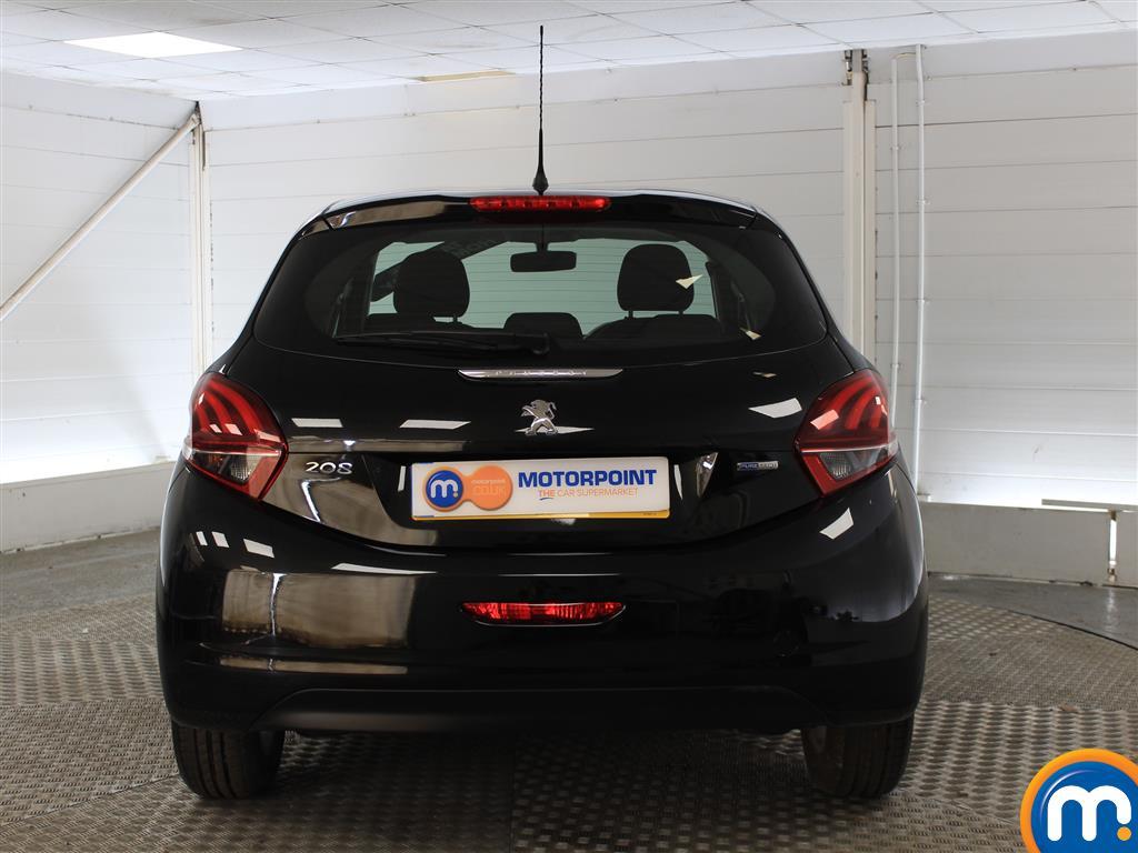 Peugeot 208 Active Manual Petrol Hatchback - Stock Number (1006045) - Rear bumper