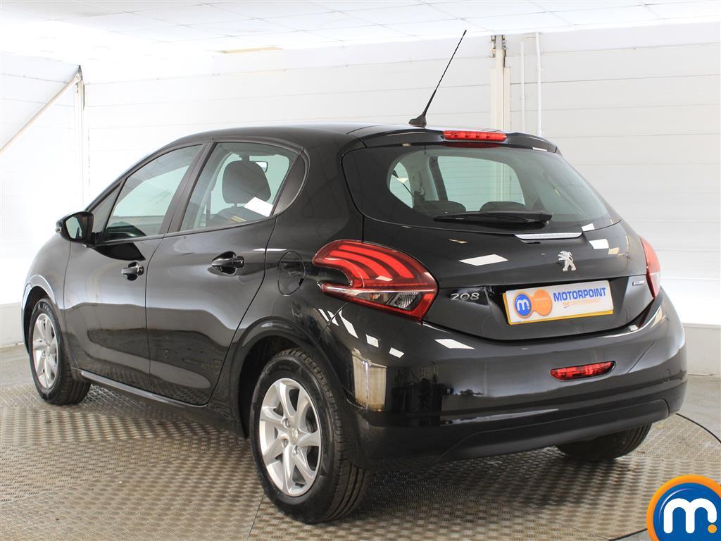 Peugeot 208 Active Manual Petrol Hatchback - Stock Number (1006045) - Passenger side rear corner