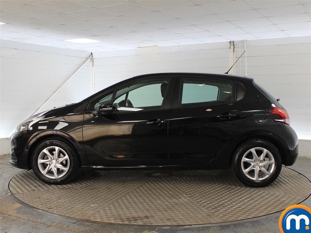 Peugeot 208 Active Manual Petrol Hatchback - Stock Number (1006045) - Passenger side